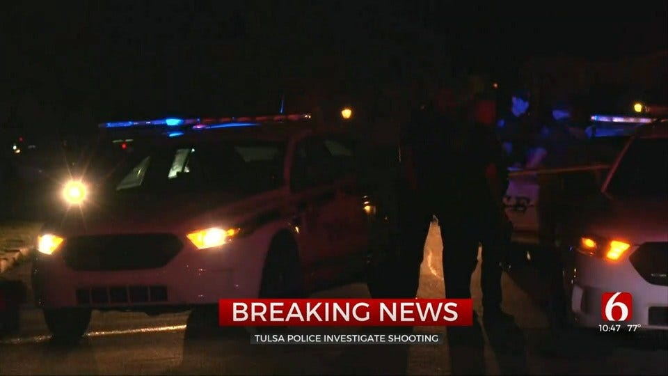 Police: Tulsa Homeowner Shoots, Kills Gunman In His Front Yard