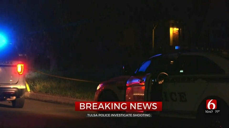Tulsa Police Identify Man Shot & Killed By Homeowner