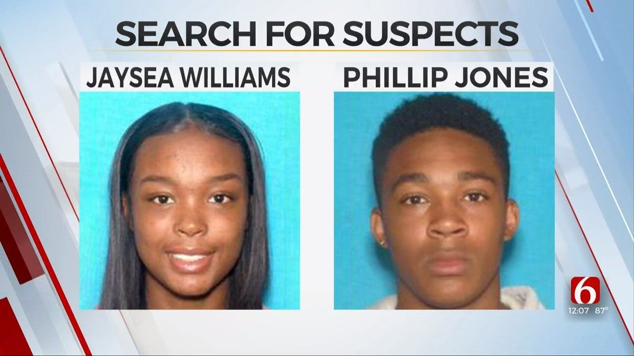 2 Teens Sought In Haskell Shootout