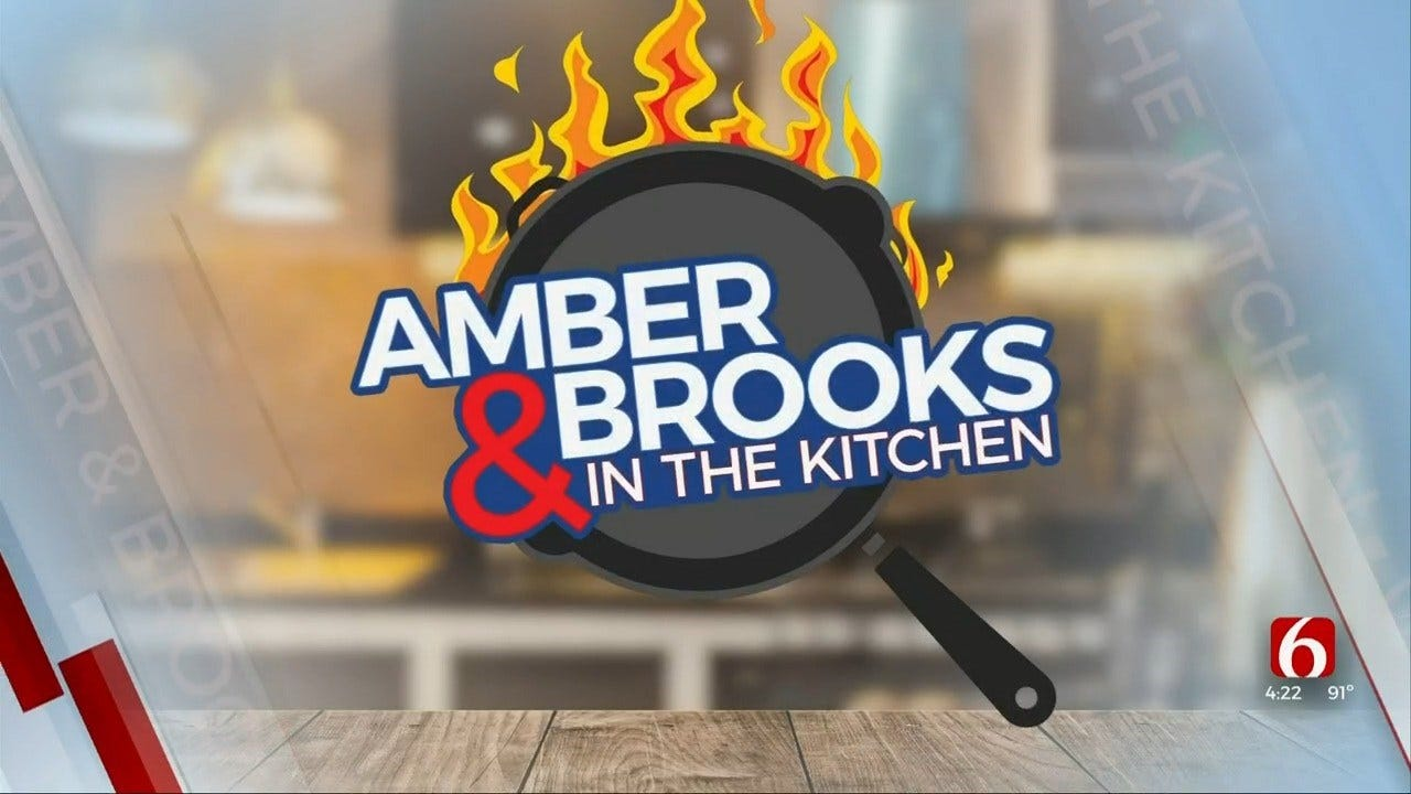Amber & Brooks In The Kitchen: Homemade Queso Dip