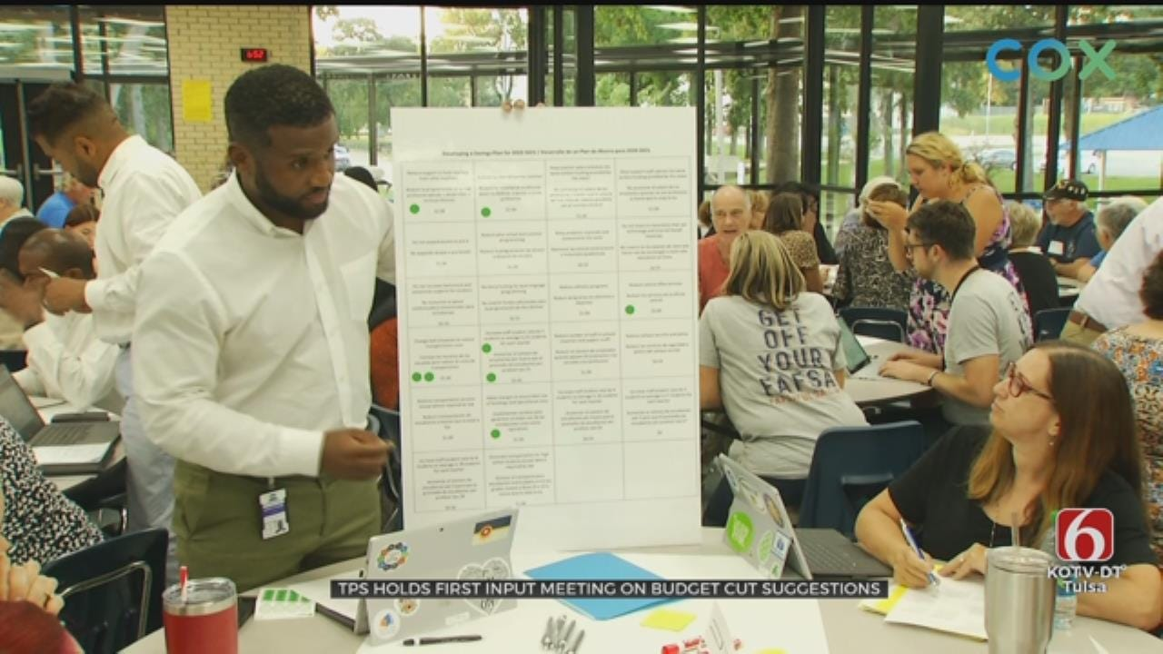 TPS Takes Input From Parents & Teachers In Regards To $20 Million Budget Cuts