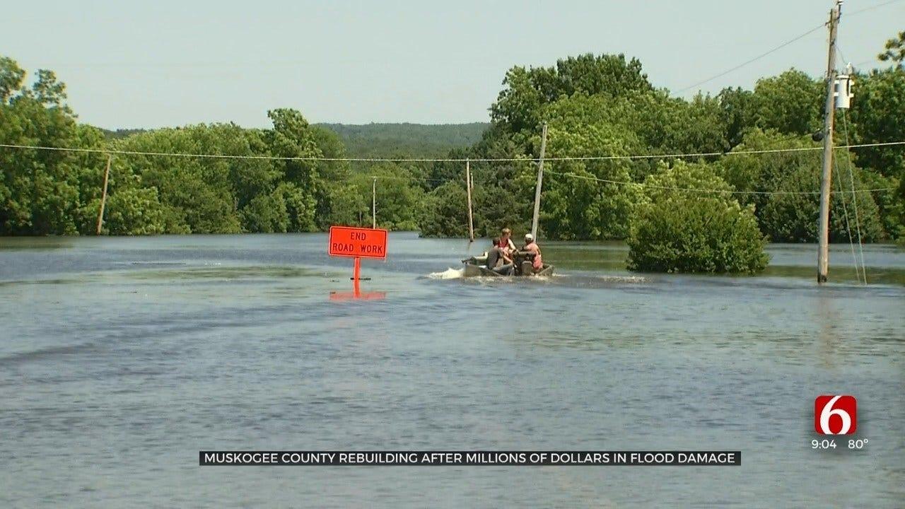 Muskogee Co. Finally Sees Progress After 2019 Flooding