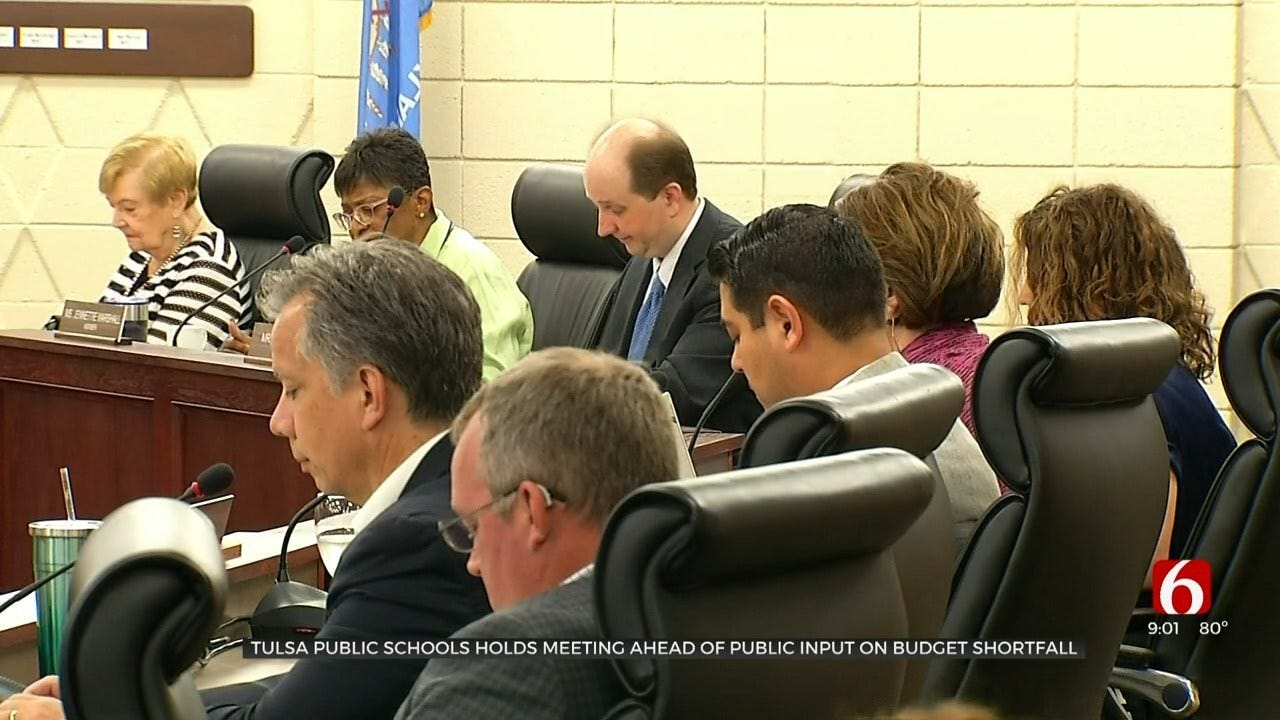 Families Concerned Over $20 Million TPS Budget Cuts