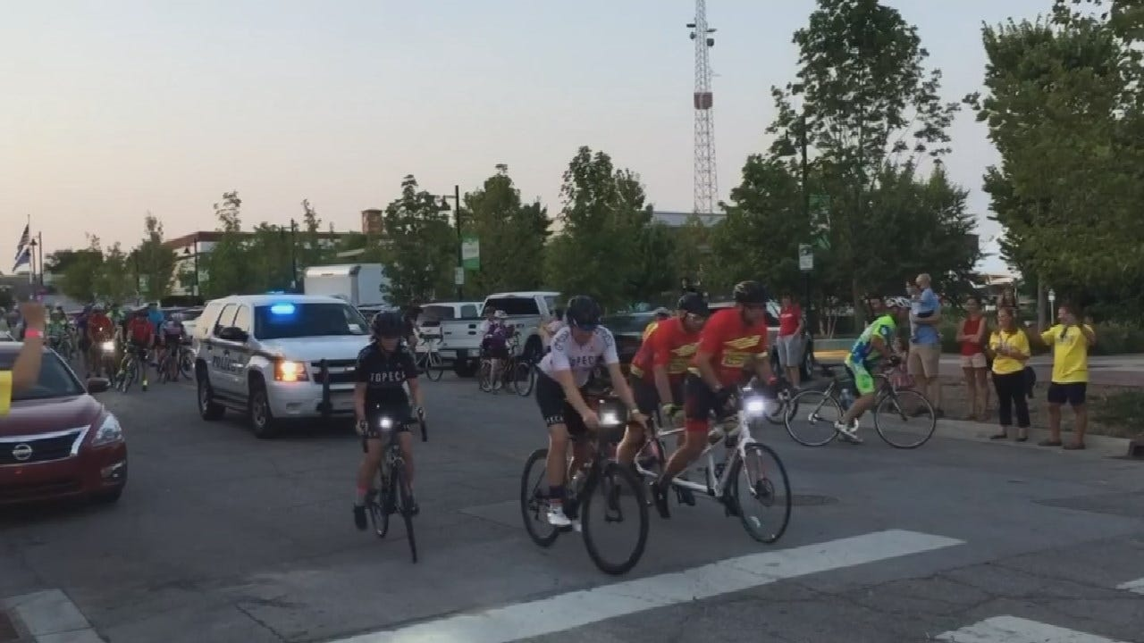 Cystic Fibrosis Foundation In Tulsa Hosting 6th Annual 'Cycle For Life'
