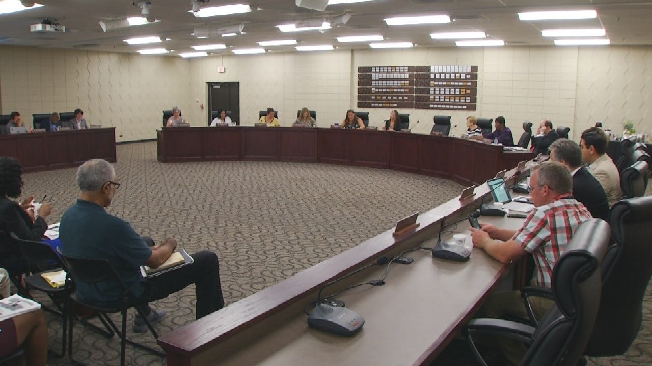 Parents Voice Concerns Over TPS Budget At School Board Meeting