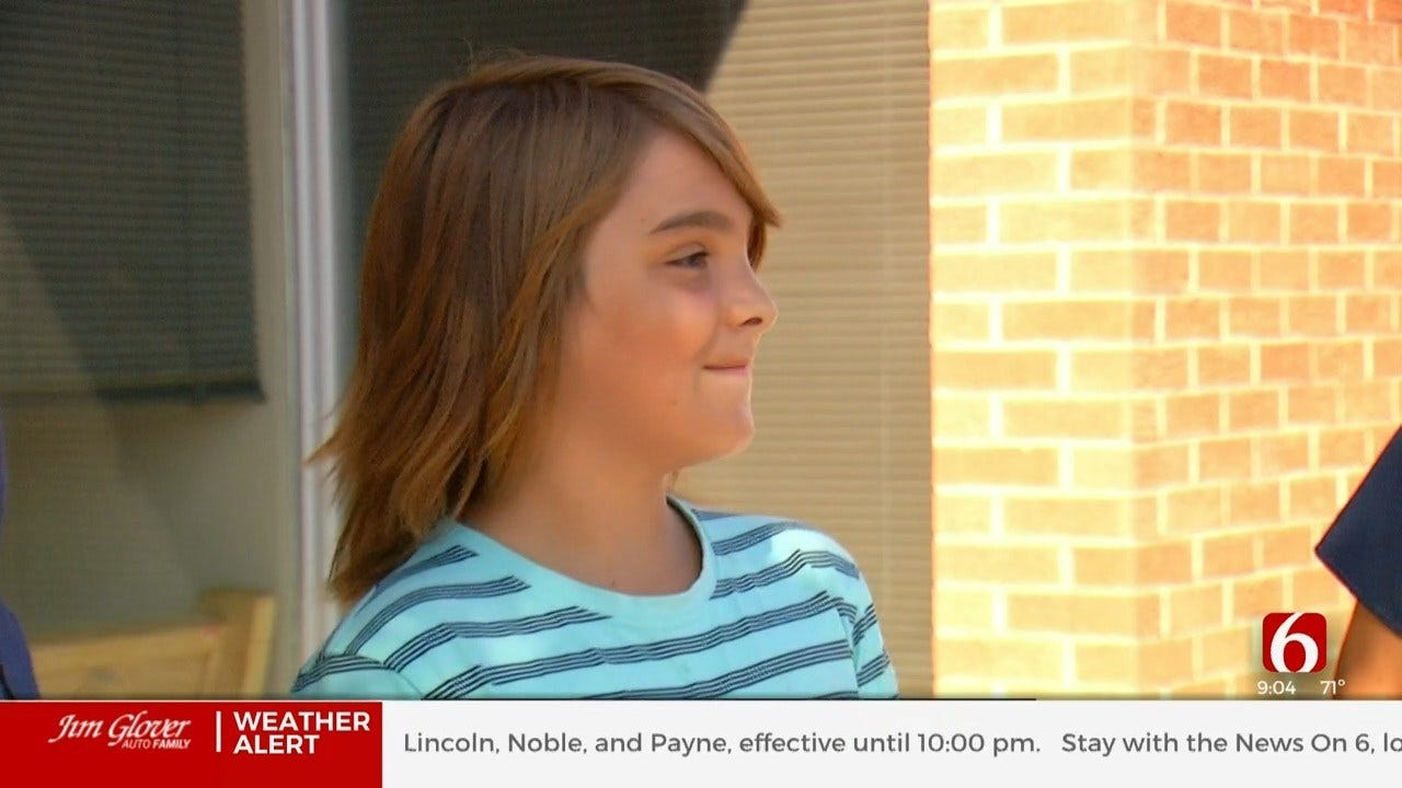 11-Year-Old Oklahoma Boy Saves Toddler From Drowning in Lake Eucha