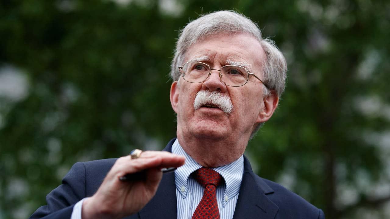 President Trump Fires National Security Adviser John Bolton