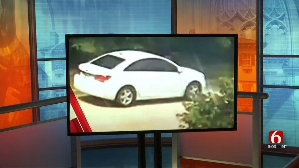 Claremore Police Looks For Suspect Last Seen Driving White Chevy Cruze