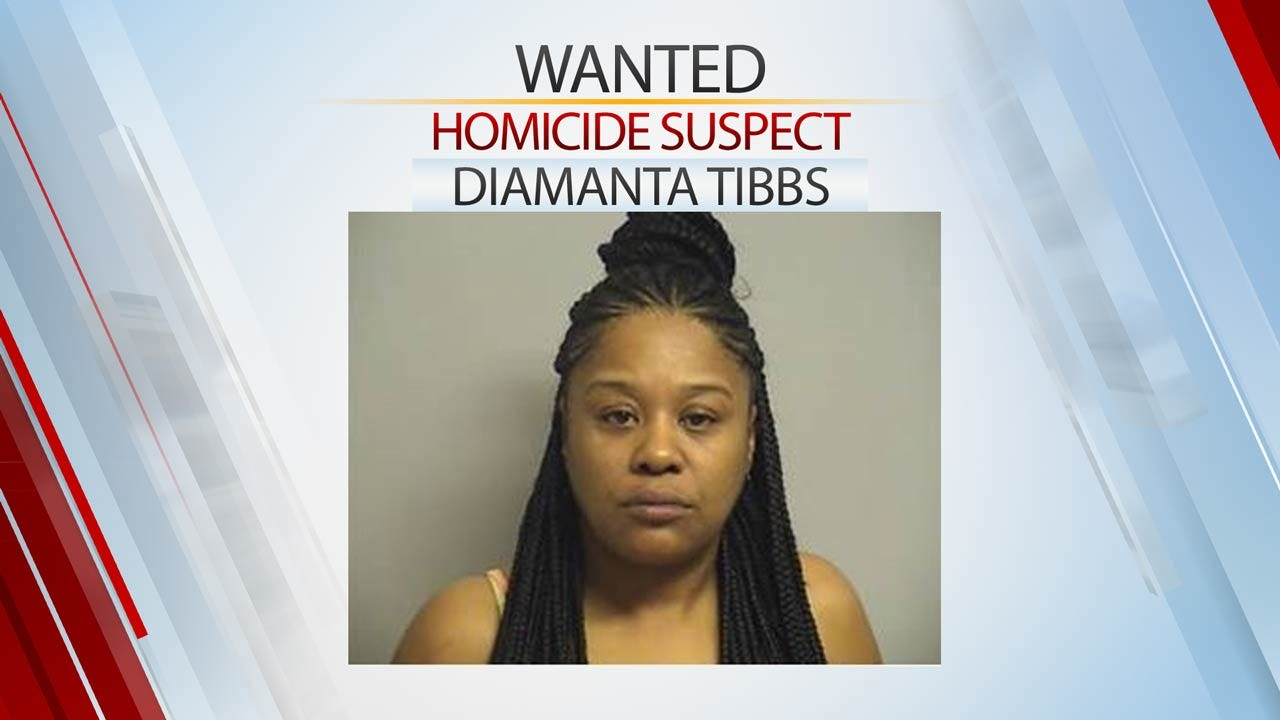 Tulsa Police Searching Suspect In Late Night Homicide