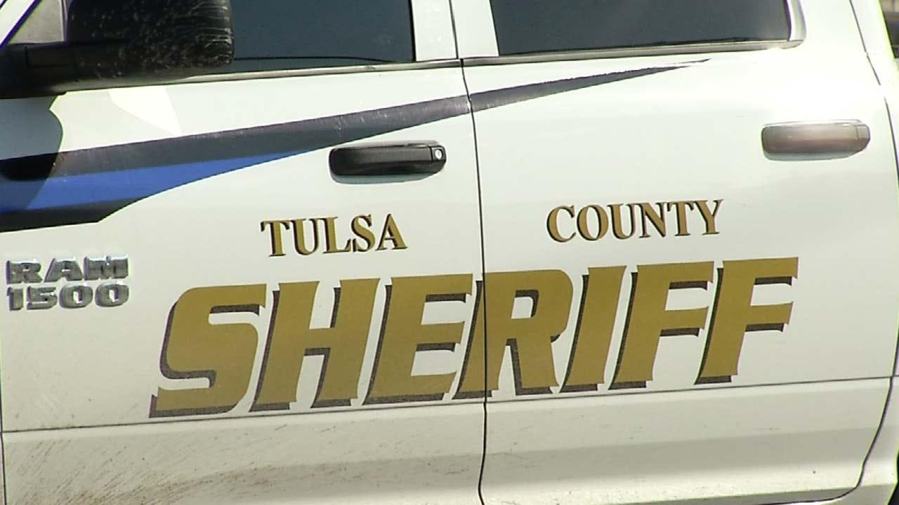 Man Struck By Tulsa County Deputy Vehicle Outside Jail