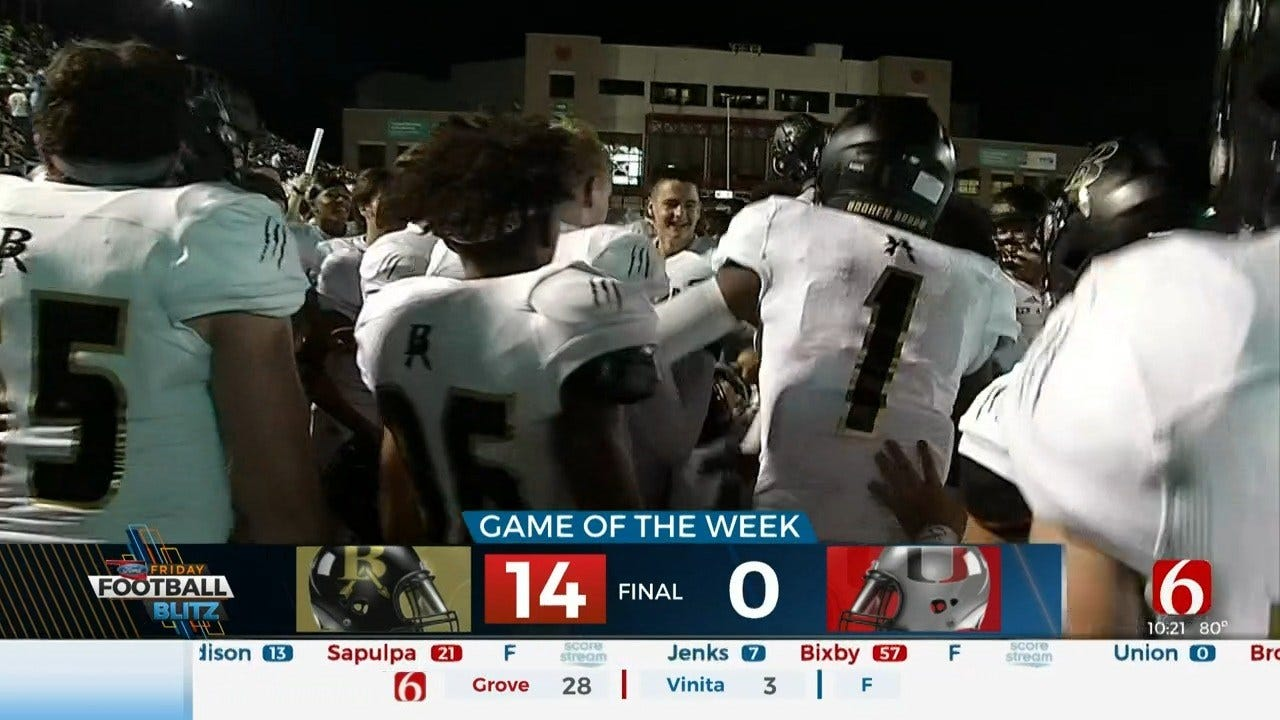 Union Loses To Broken Arrow, First Home Loss Since 1986