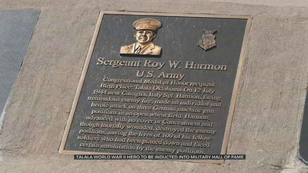 Talala World War II Hero To Be Inducted Into Oklahoma Military Hall Of Fame