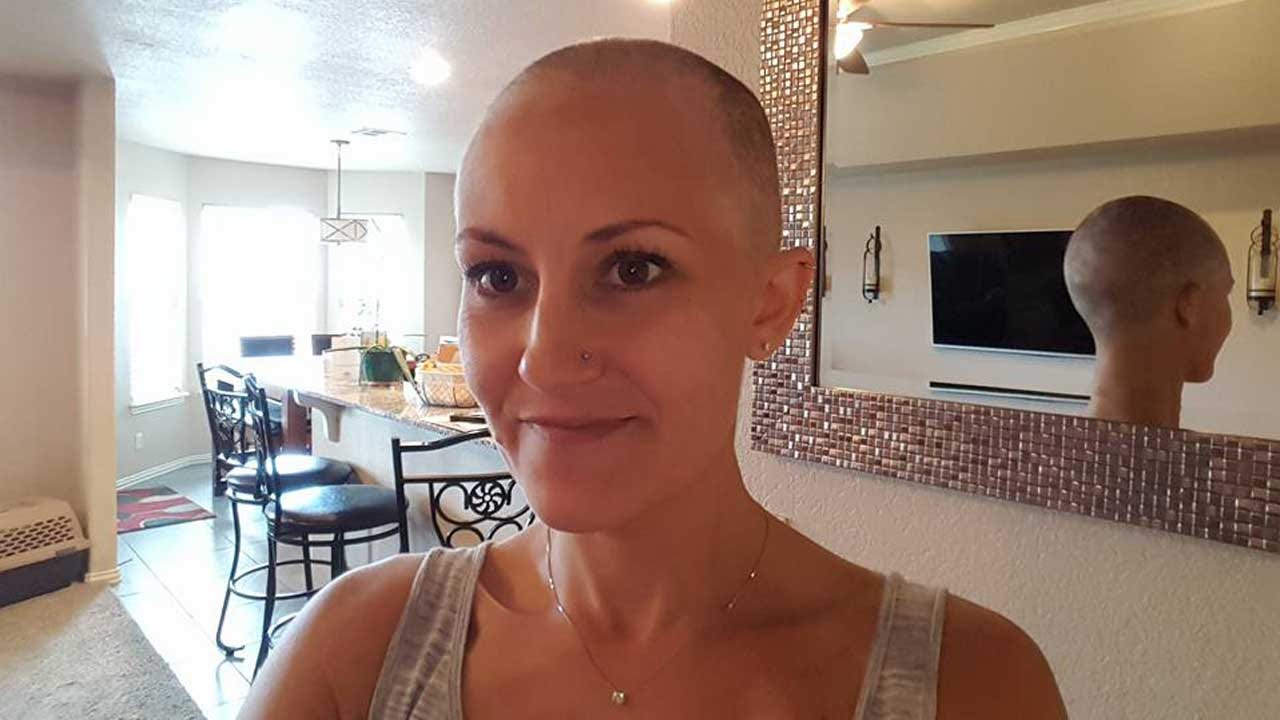 WATCH: Glenpool Woman Battles Breast Cancer with Family Support