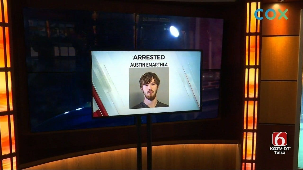 Tulsa Man Accused Of Sexually Assaulting Teenage Girl