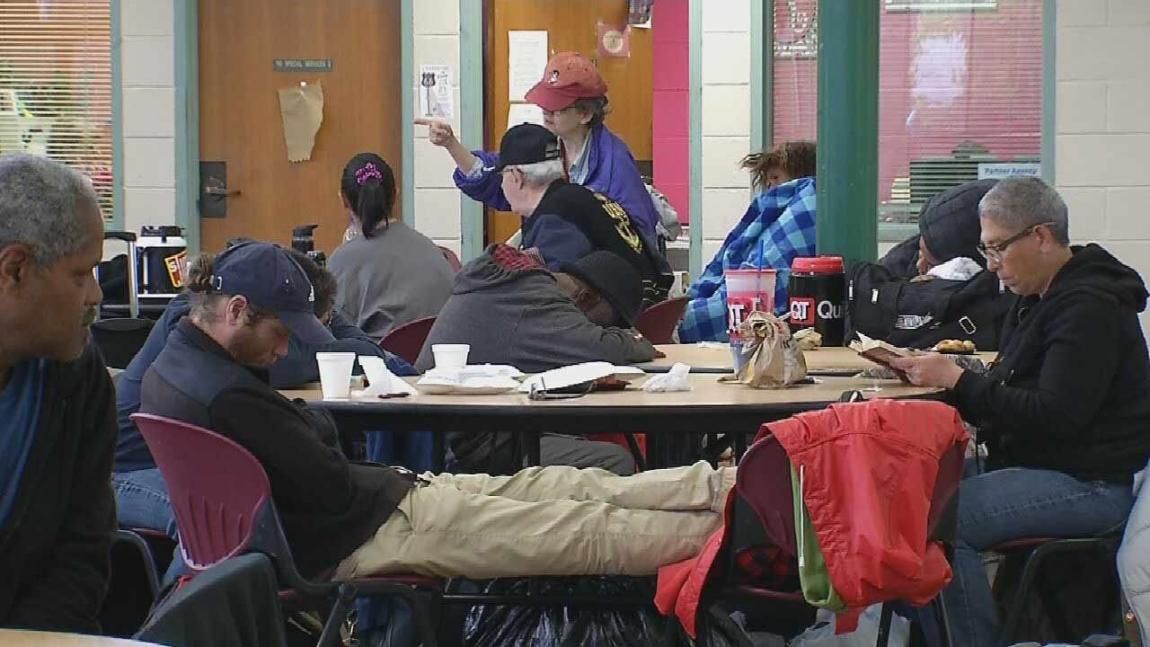 Find Out How You Can Help The Tulsa Day Center For The Homeless