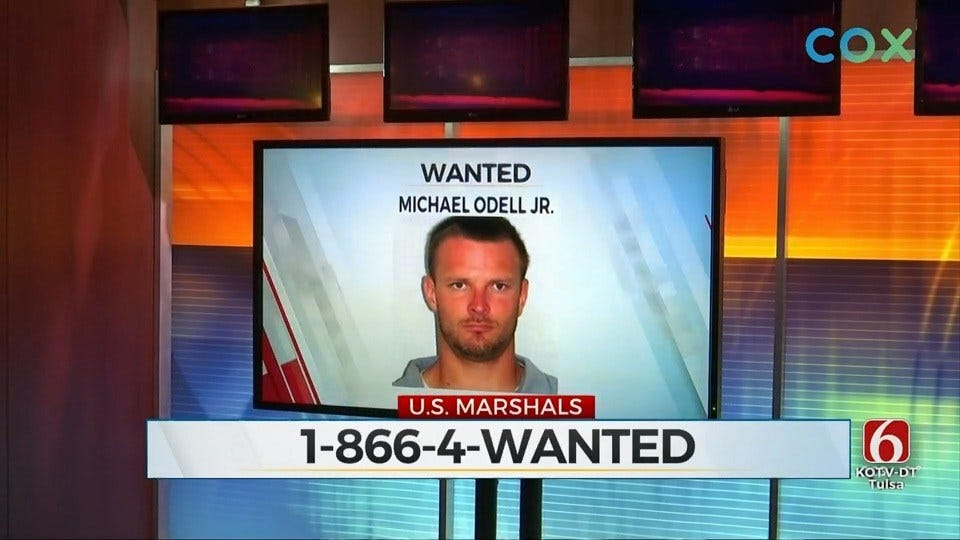 U.S. Marshals Most Wanted: Michael Odell Jr.