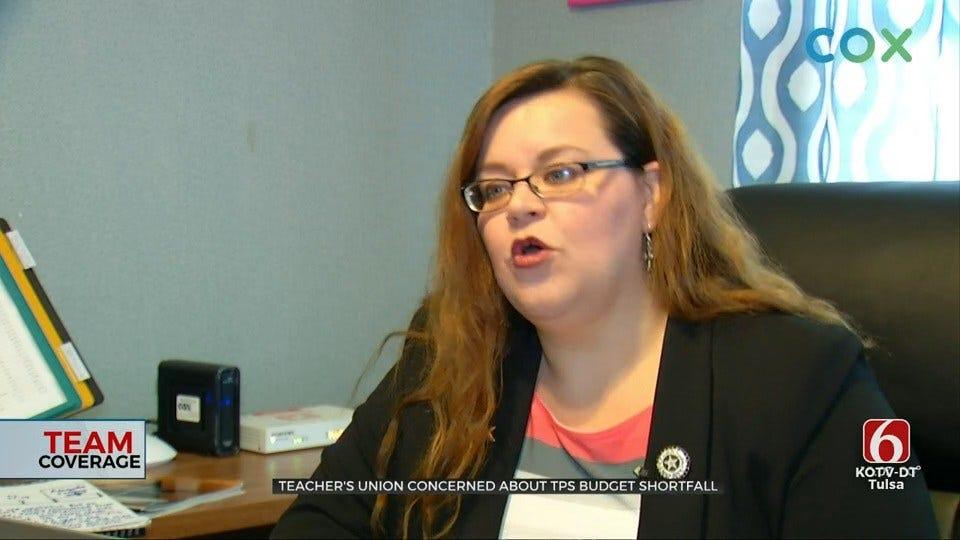 Teacher's Union Concerned About TPS Budget Shortfall