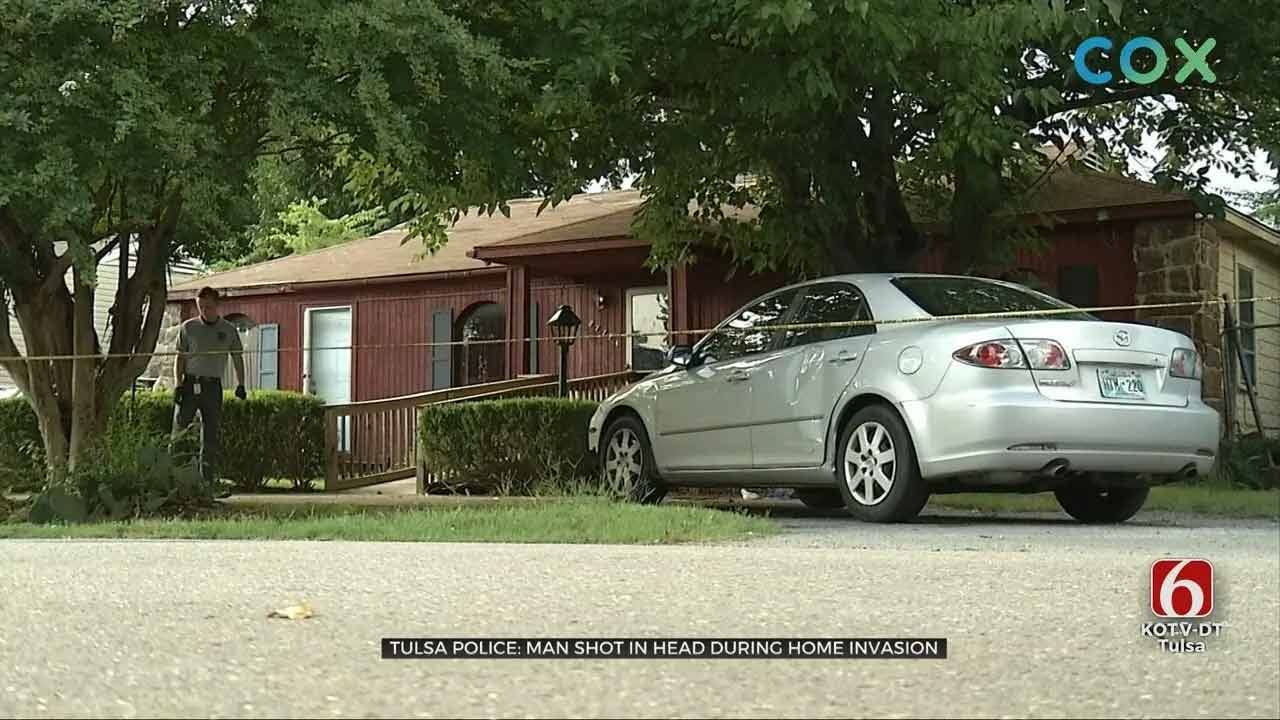 Tulsa Police Make Arrest In 45th Homicide Of Year