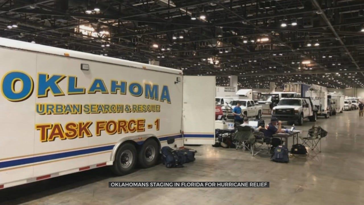 Oklahoma Task Force Takes Preemptive Measure For Hurricane Dorian