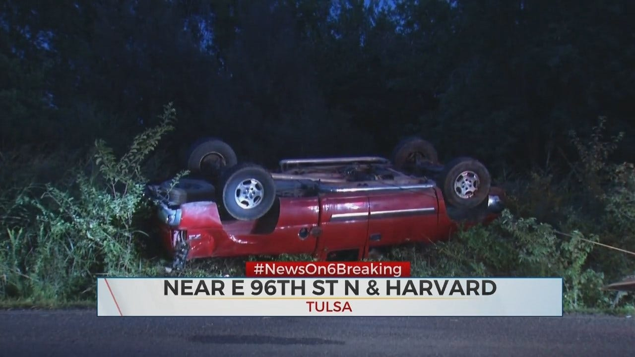 Oklahoma Highway Patrol Investigating Fatal Wreck In Tulsa County