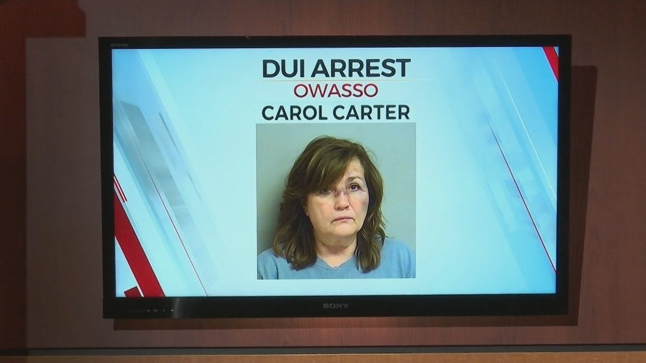 Collinsville Woman Suspected Of DUI In 3rd Alcohol-Related Arrest