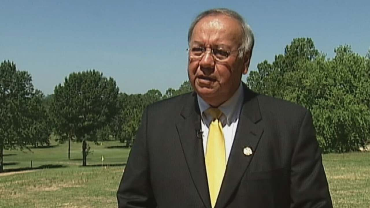 Former Muscogee (Creek) Nation Principal Chief Set To Go To Court After Bribery Allegations