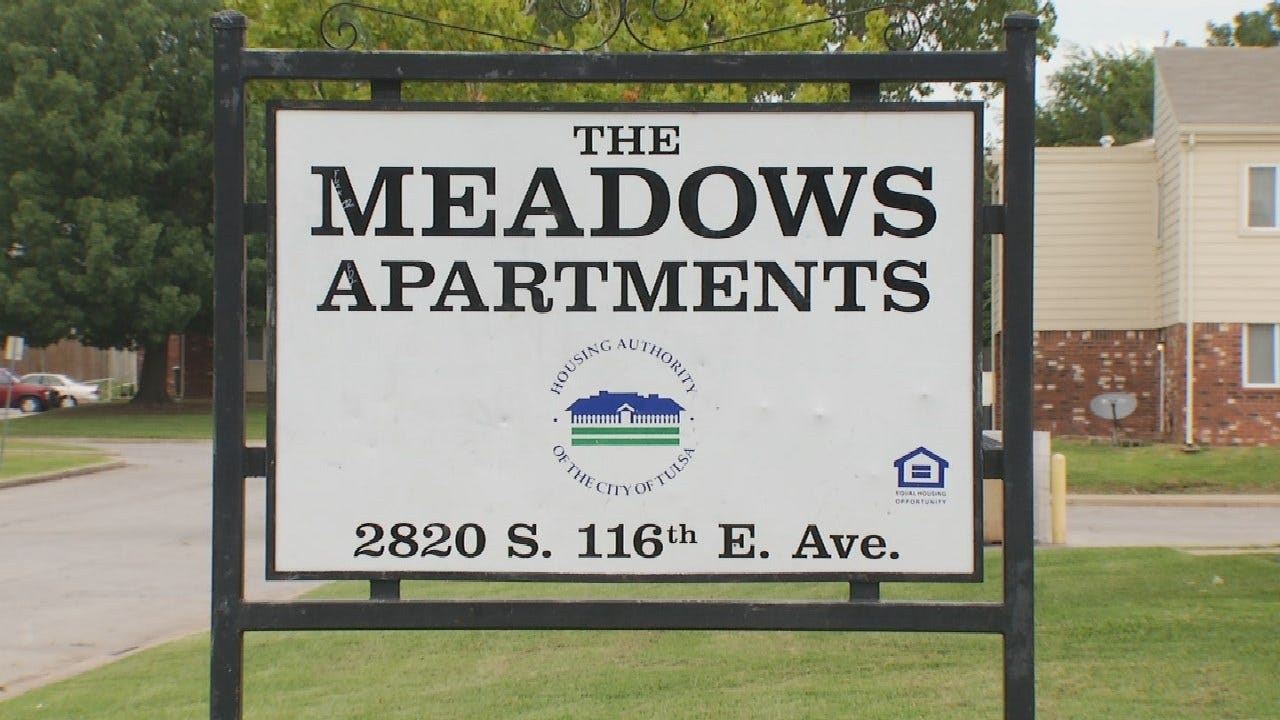 Tulsa Police Investigating Crime Spree At The Meadows Apartments