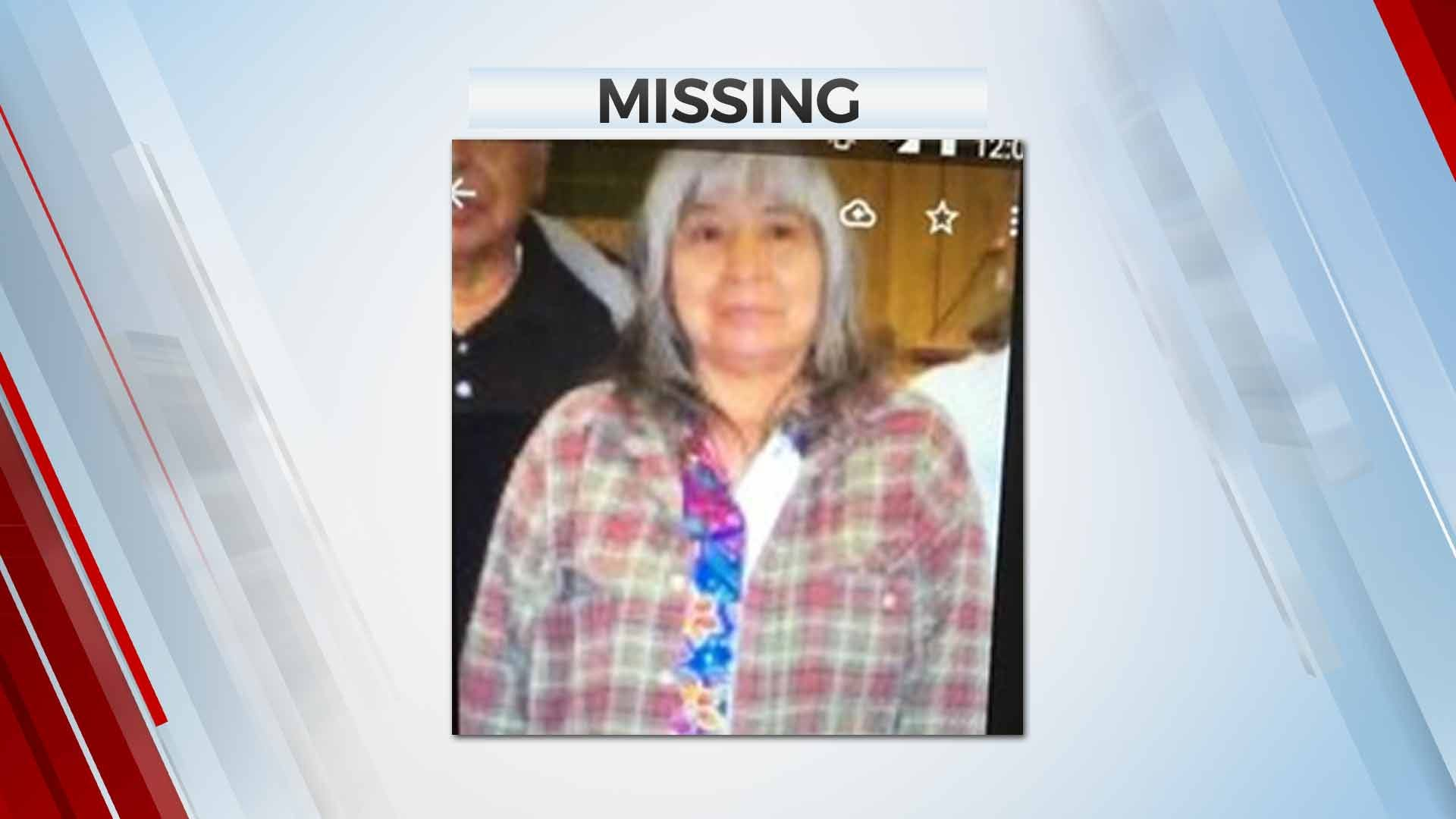 Missing, Endangered Woman Found Safe In Tulsa Area