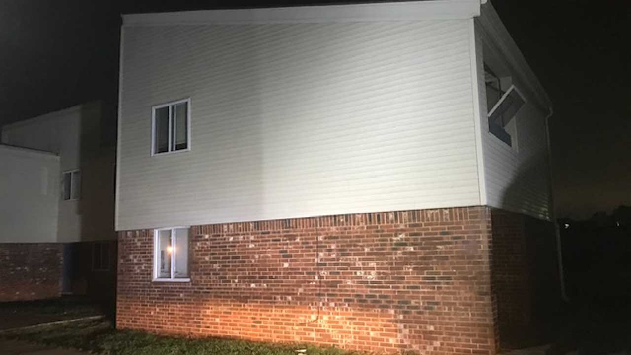 Tulsa Police Investigate Multiple Shootings At Apartment Complex