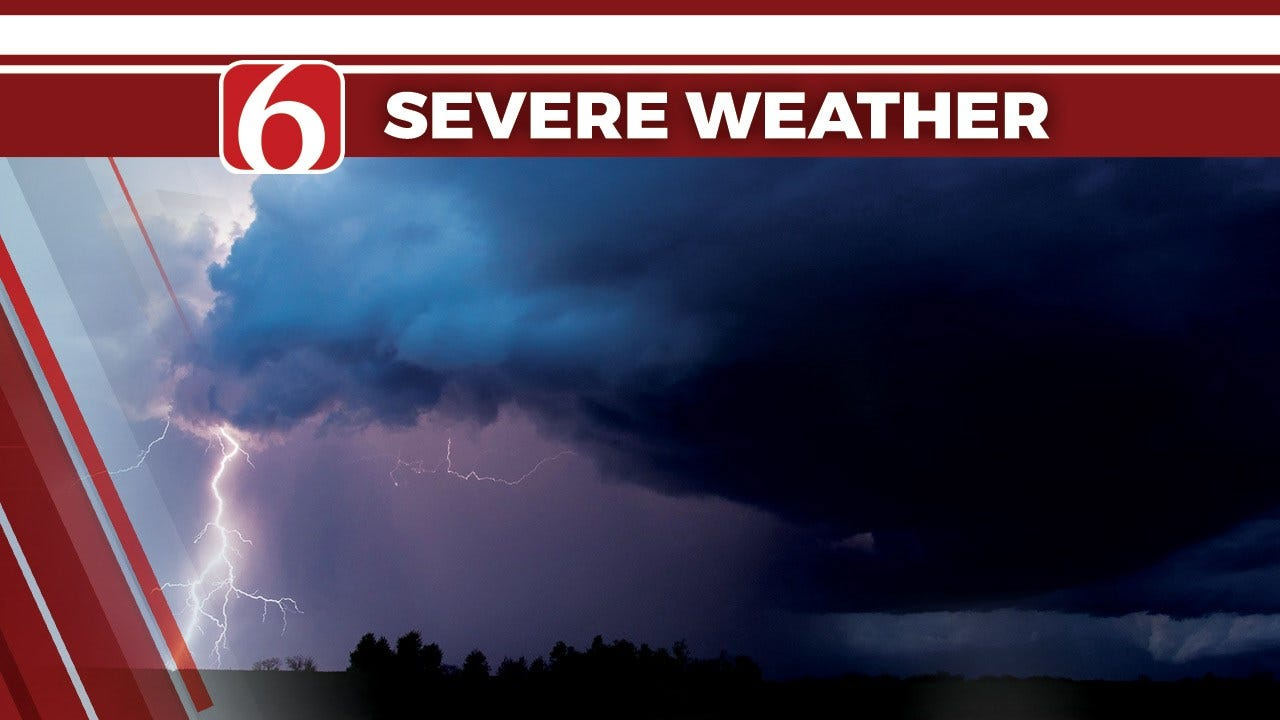 Severe Weather Coverage With Travis Meyer