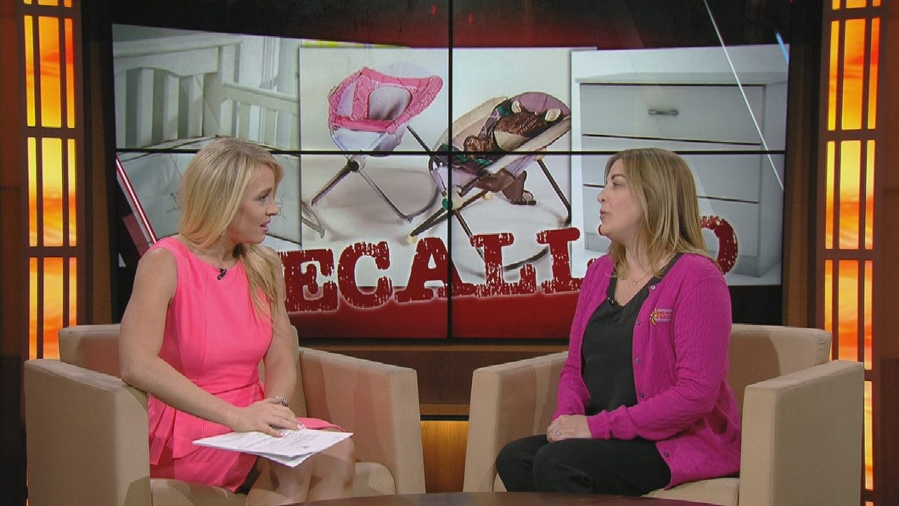 Safety Expert Explains What Parents Should Do About Recalled Items