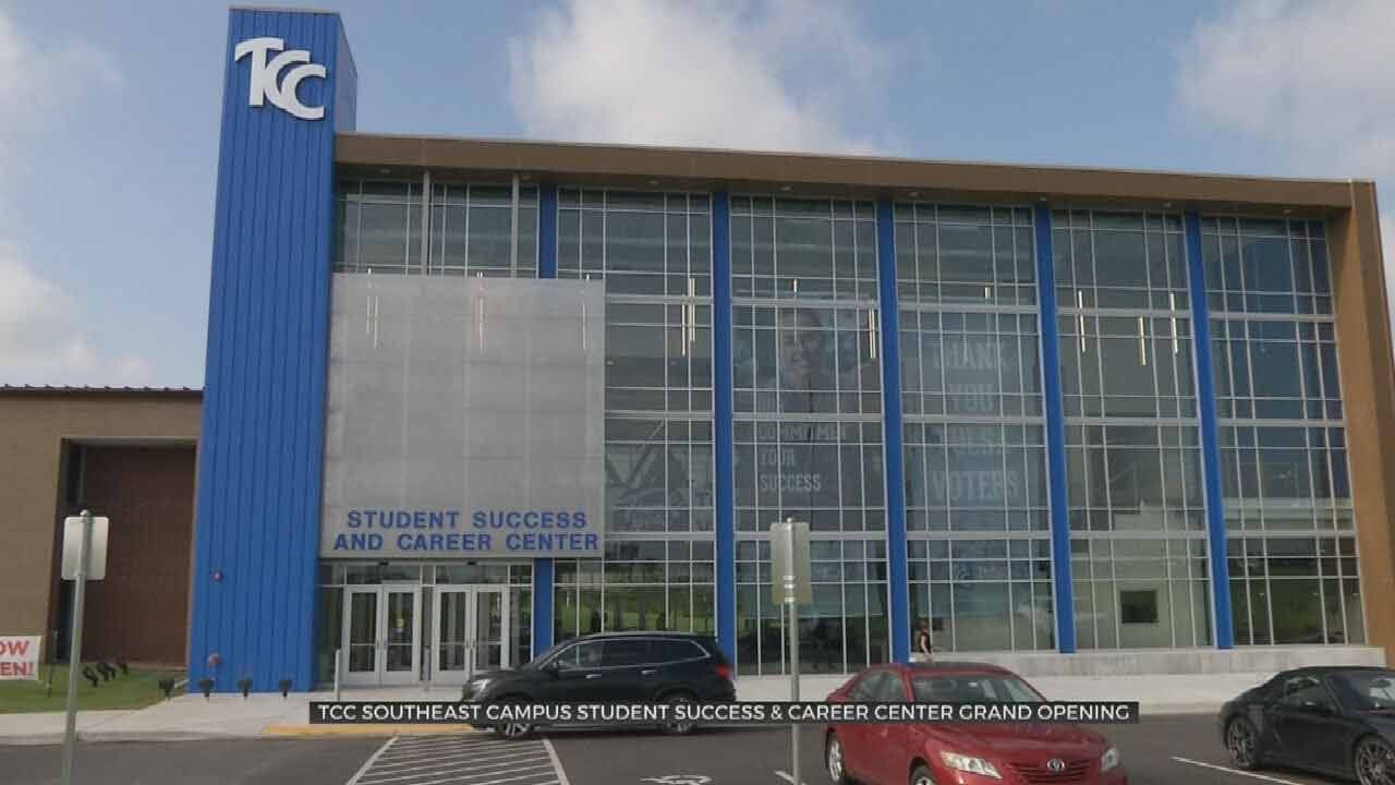 New Student Success & Career Center Opens At Tulsa Community College