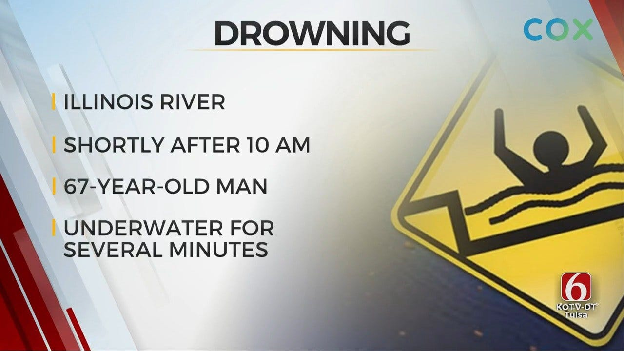 GRDA Police: Drowning Victim Recovered From Illinois River