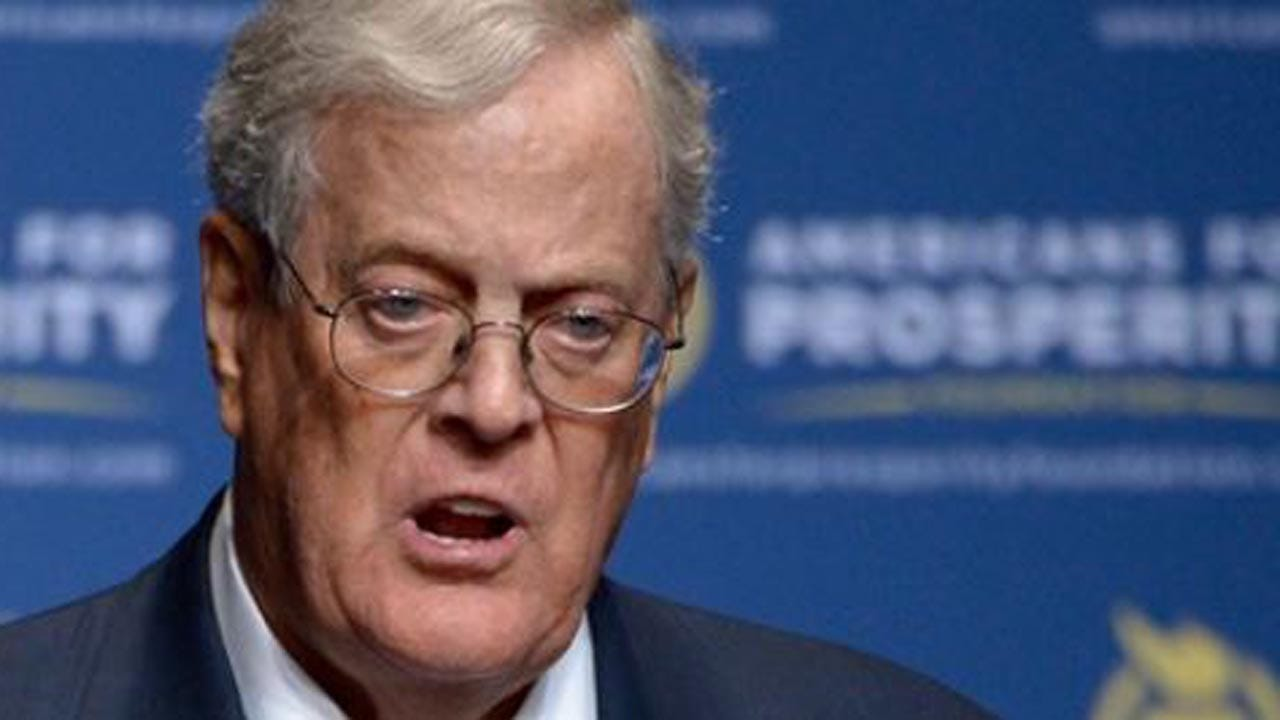 David Koch, Conservative Donor And Philanthropist, Has Died At Age 79