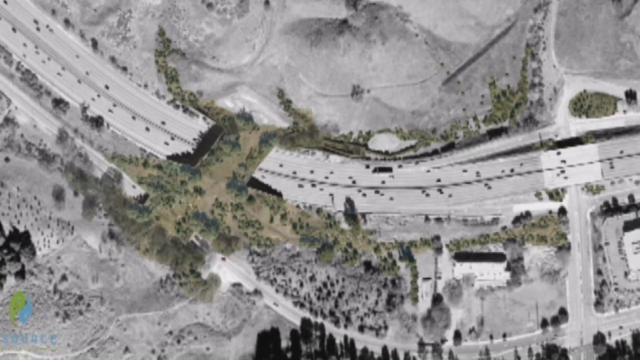 World's Largest Highway Overpass For Wildlife On Track In California