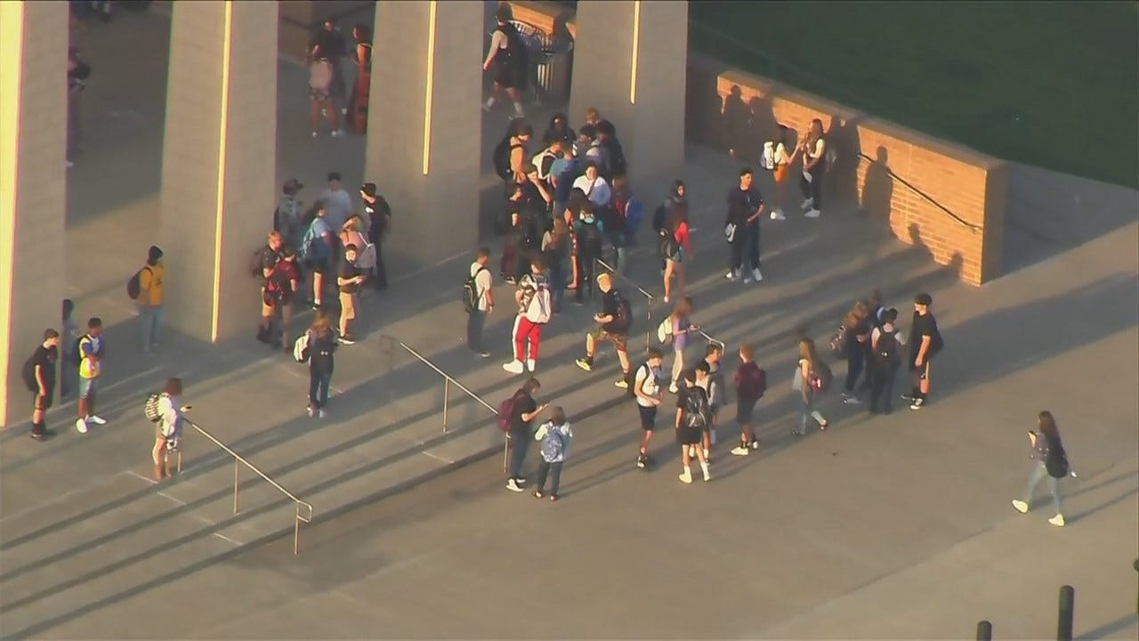 Osage SkyNews 6 HD: Broken Arrow Students Start The New School Year