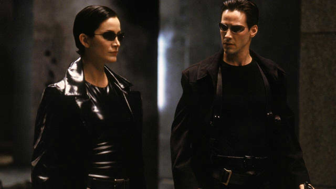 Keanu Reeves, Carrie Anne-Moss Officially Returning For 'Matrix 4'