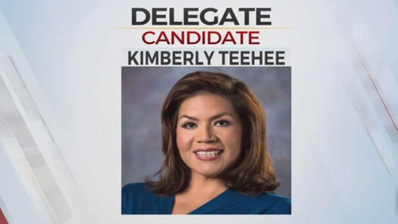 Cherokee Nation Seeks Congressional Delegate