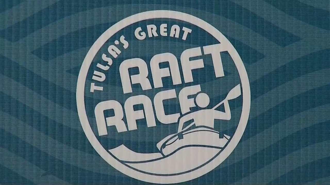 Registration For Tulsa's Great Raft Race Still Open