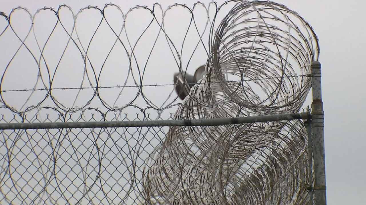 Oklahoma Dept. Of Corrections Facing Large Officer Shortage
