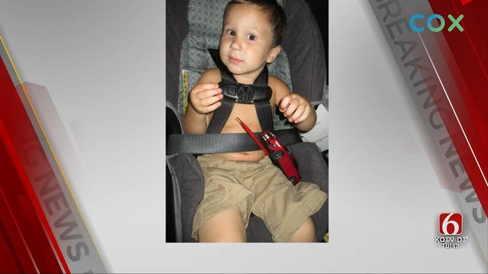 Authorities: Toddler Found Wandering Alone In Tulsa, Parents Identified