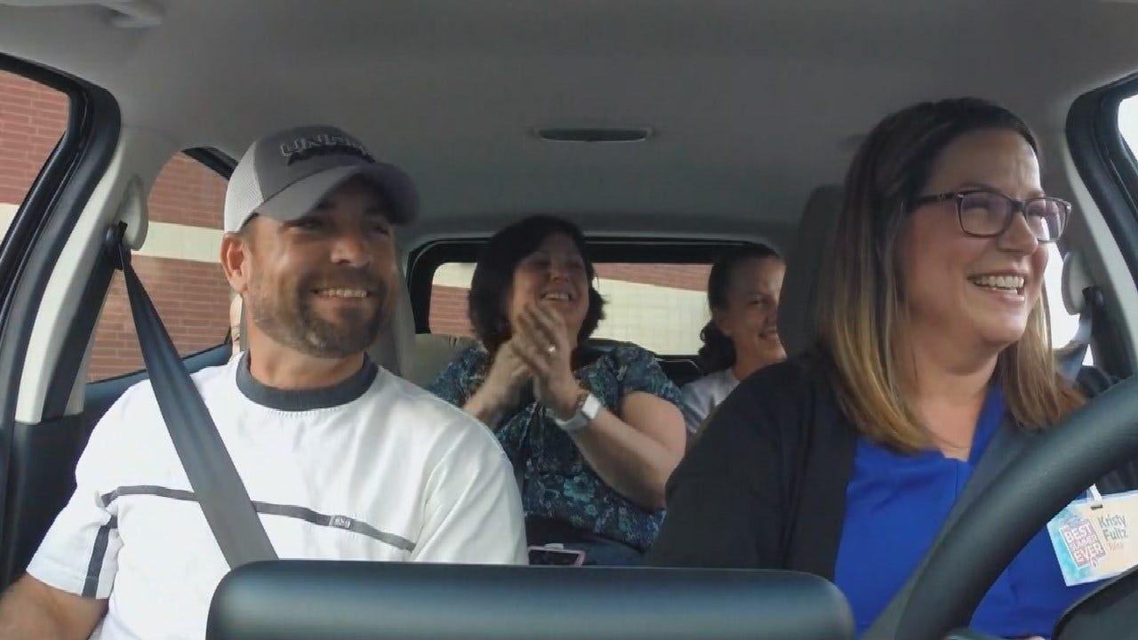 WATCH: Best Summer Ever! Giveaway Winner Drives New Car Away