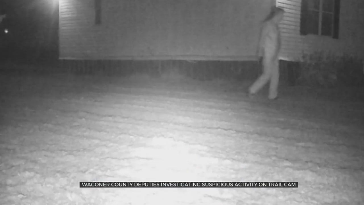Porter Family Uneasy After Man Walks Through Their Back Yard On Camera