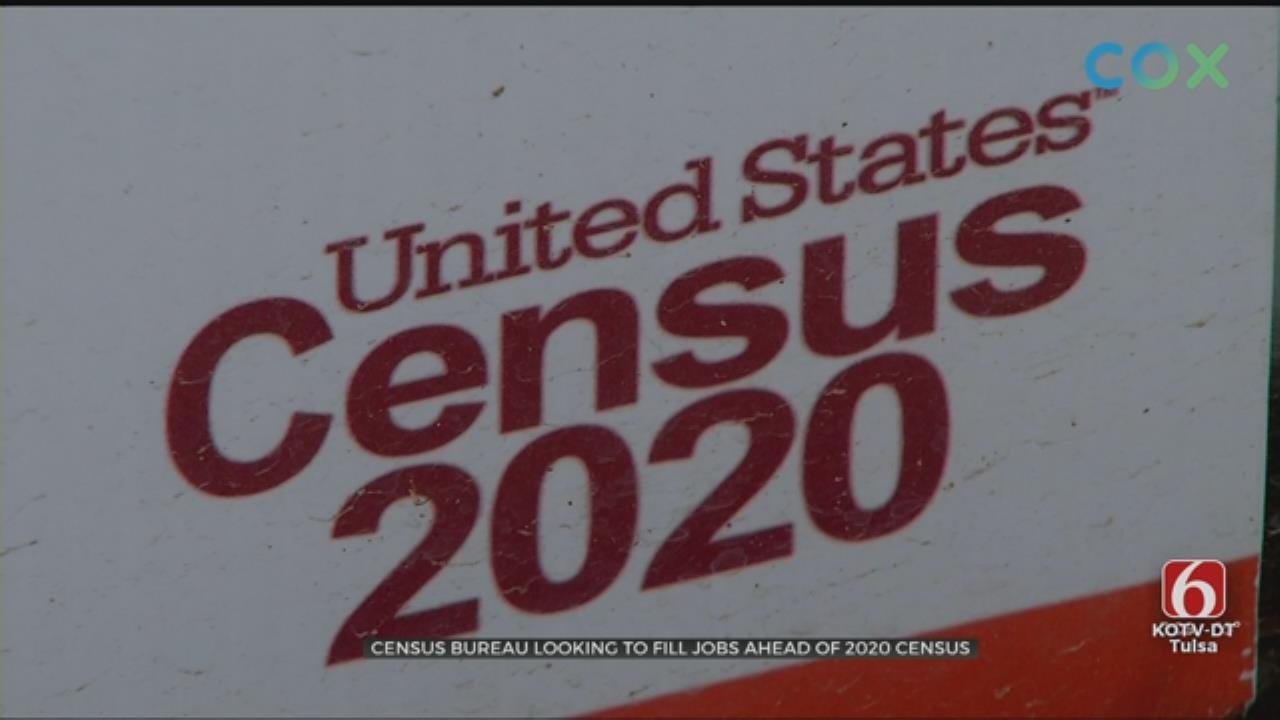 U.S. Census Bureau Hiring In Oklahoma