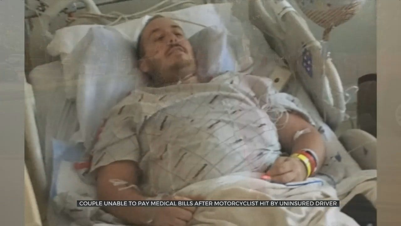 Green Country Family In Need Of Help After Father's Motorcycle Wreck