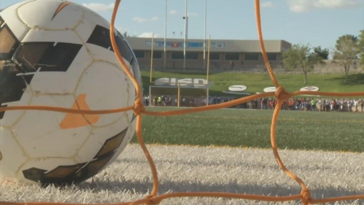 El Paso Community Soccer Game Raises Money For Shooting Victims