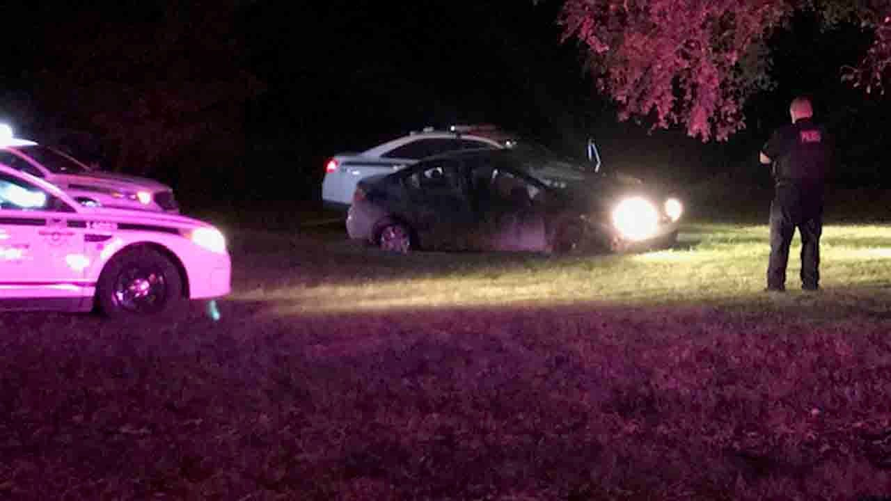 Nearly 30 Minute Chase Ends After Driver Crashes, Tulsa Police Say