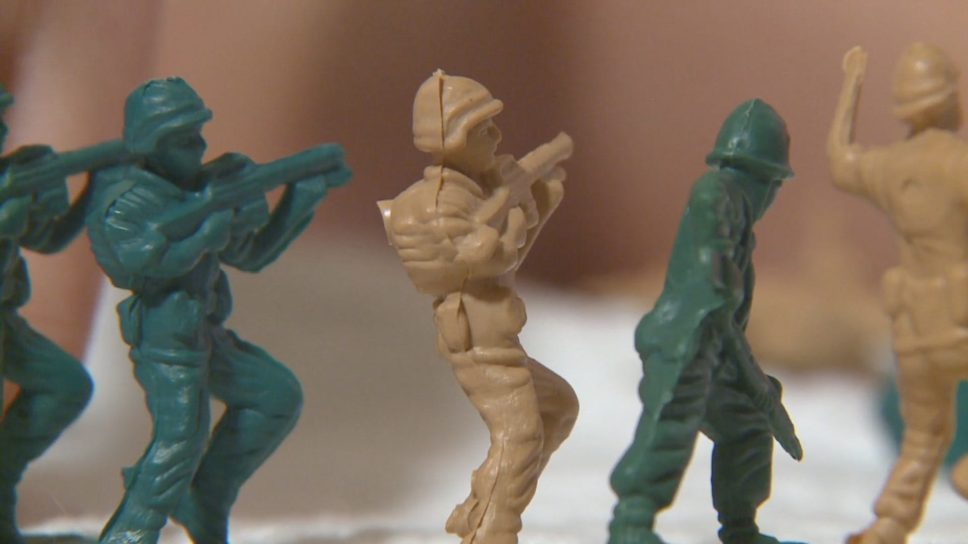 6-Year-Old Girl Writes Toy Company Asking For Female Army Figures