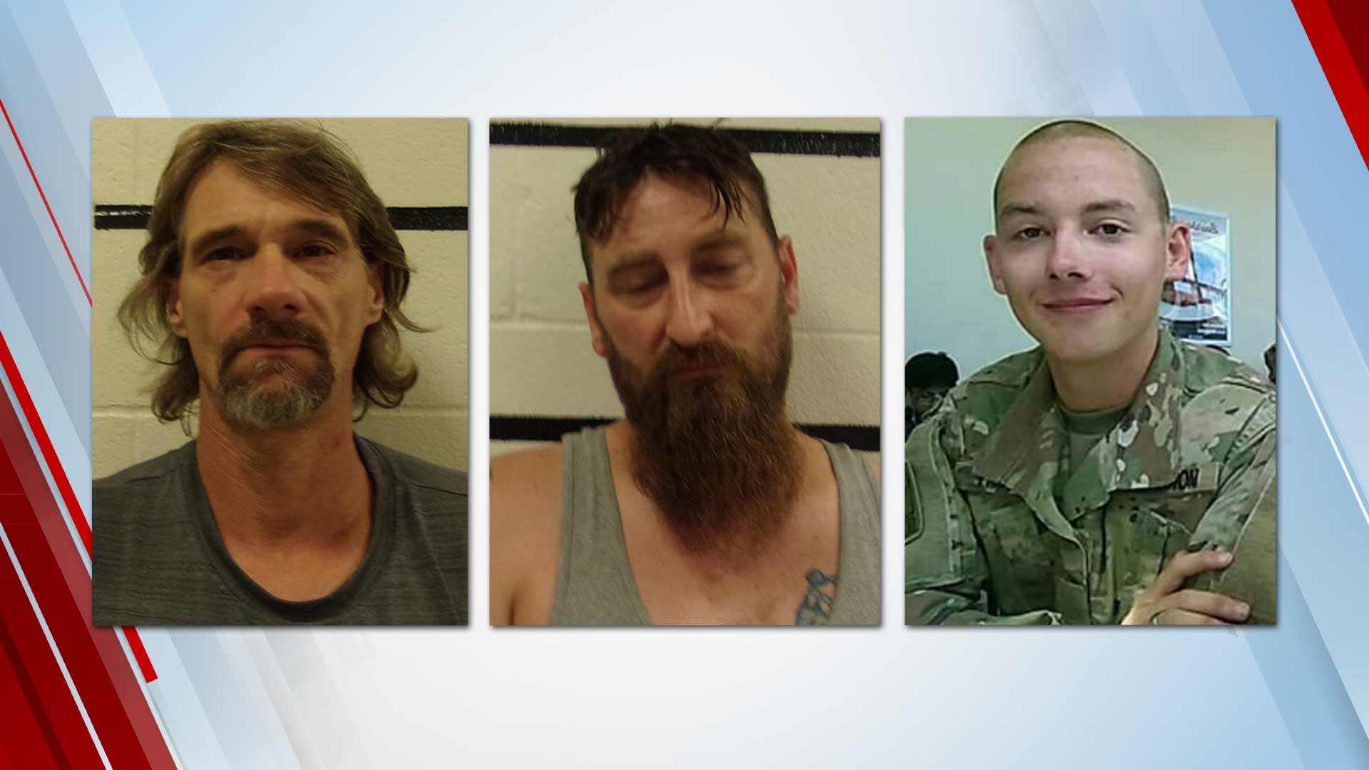 3 Arrested In Murder Of Man Whose Body Was Dumped At Pittsburg Co. Cemetery