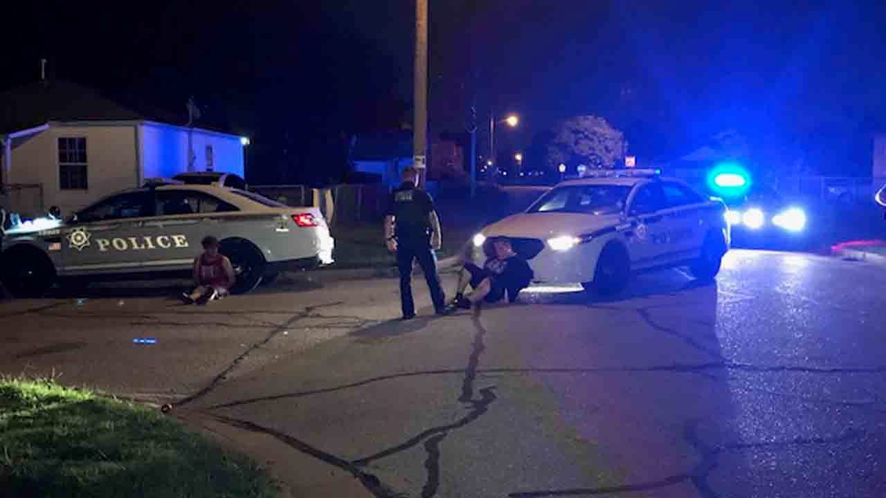 Tulsa Police: 3 People Arrested After Chase Involving Stolen Car